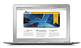 REVAY WEBSITE EVOLUTION